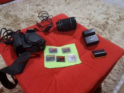 Canon 7D kit Completo