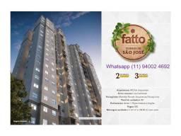 Lançamento Fatto Jundiai , Apartamentos 2 e 3 dorm/suite, entrada parcelada