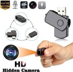 Câmera escondida pen driver