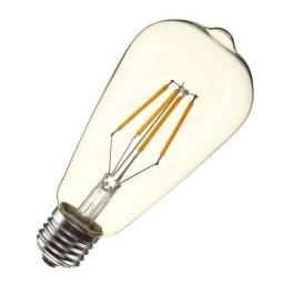 Lampada Retro Vintage Filamento Led 2200k Bivolt