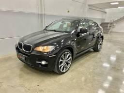 BMW X6 3.0 XDrive 35i Coupé 24V 2012 Preta Impecável