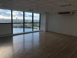 Sala 322,00m2 Empresarial Riomar, Pina - 350 Corretor Oficial do Riomar - Zé Maria