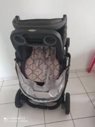 Jogo de carrinho com bebê comforto
