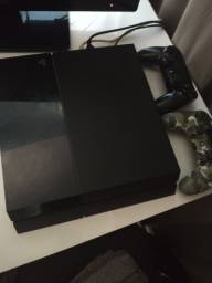 Playstation 4 + 2 controles