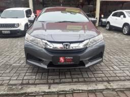ML- Honda City LX 1.5 CVT 2017 Completo!