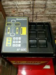 Máquina de balanceamento de pneu
