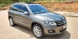 VW Tiguan 2012 motor 2.0 TSi a mais TOP impecável IPVA 2021 pago