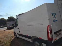 Vendo van Master 2014 furgão refrigerada