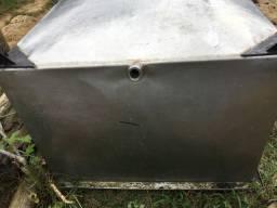Tanque para fabricação de queijo