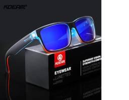 Sporte Dos Homens Óculos De Sol Polarizados Surpreendentemente Cores Fotocromáticas,