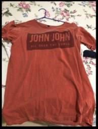 03 Camisas por 100 Reais!! da John John ORIGINAIS