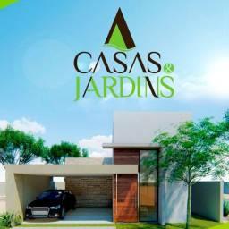Casa e Jardim condomínio Fechado em Teresina-PI