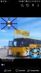 Food truck Mercedes motor 1519
