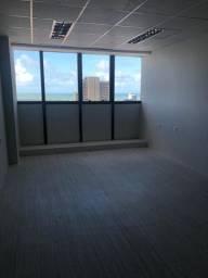 Sala 30,50m2 Empresarial Riomar, Pina , Recife - 327 Corretor Oficial do Riomar - Zé Maria