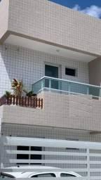 Apartamento térreo em mangabeira 02 quartos sendo 01 suíte