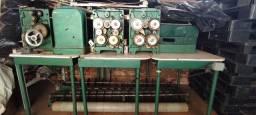 Maquinas corte dobra compressa gaze