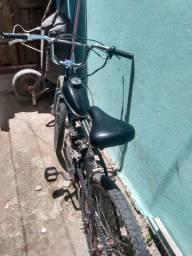 Bike motorizada 48cc vendo troco por aro 29