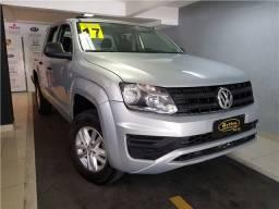 Título do anúncio: Volkswagen Amarok 2017 2.0 se 4x4 cd 16v turbo intercooler diesel 4p manual