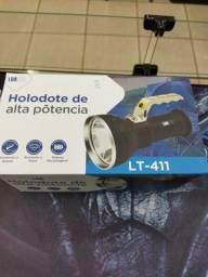 Título do anúncio: Lanterna Holofote Profissional T6 Recarregável Ultra Potente<br><br>