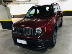Jeep Renegade Longitude apenas 17 mkm originais o mais novo do brasil mesmo