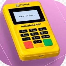 minizinhas NFC via bluetooth