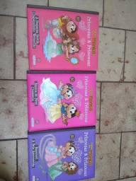 Livro coleção mônica princesa