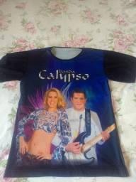 Camisas Banda Calypso