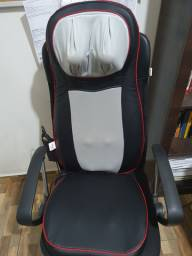 Cadeira de massagem móvel Fisio Power; car shoulder relax.