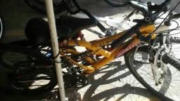 Bicicleta Fullsion-Status