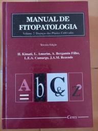Manual de Fitopatologia Vol. 2: Doenças das Plantas Cultivadas