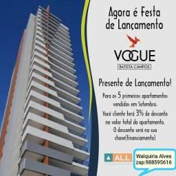 Lançamento  Vogue Batista Campos