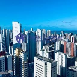 CCNI - Flat em Boa Viagem | Mobiliado | Nascente