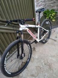 Título do anúncio: Bike aro 29 com nota fiscal