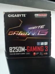 Título do anúncio: Placa mãe gigabyte Gaming