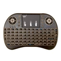 Mini Teclado Wireless Smart TV Box Pc ps3 ps4 Usb  Bluetooth *Produto Novo