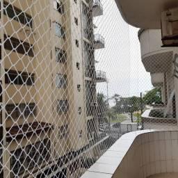 Redinha, tela de proteção instalada em janela sacada piscina sobrado