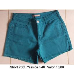 Shorts Jeans YSC- Yessica