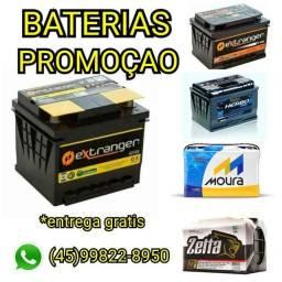 Promoçao em baterias