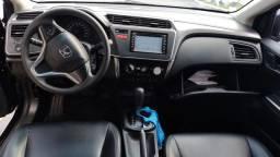 Honda City lx 1.5 Preto 2017