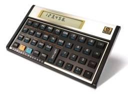 Calculadora Financeira HP 12C Gold - Original + NF