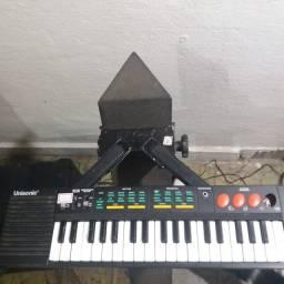 Mini Teclado Musical Unisonic Na Musical Brother