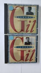 Lote CDs - Gilberto Gil