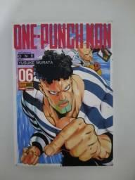 one punch man edição 6