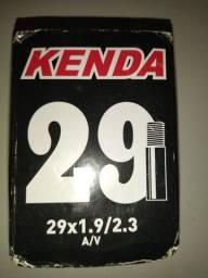 Câmara de ar para bicicleta Kenda 29.1.9/2.3 a/v