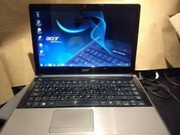Título do anúncio: Notebook Acer Aspire i5, 4Gb de RAM e 500Gb de HD