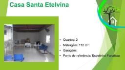 Título do anúncio: casa no santa etelvina - prox. ao espetinho fortaleza