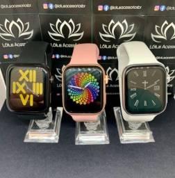Título do anúncio: Super Lançamento - Smartwatch Relogio Inteligente IWO 13 X8 Max (Bordas Infinitas)