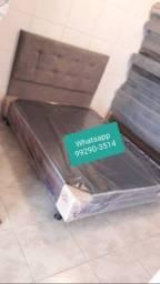 Base box casal # parcelamento 10x sem juros no cartão