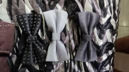 Vende-se 3 gravatas borboletas