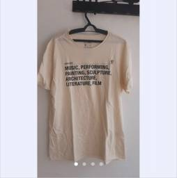 Camisa Osklen Cânhamo Nova